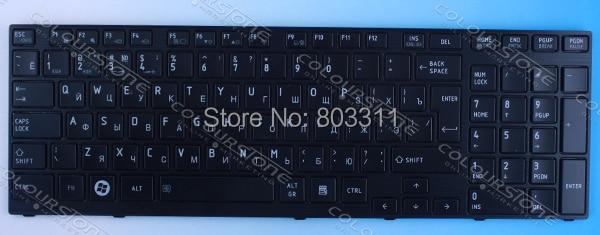 TOSHIBA P750 RU BLACK WITH FRAME LAPTOP KEYBOARD (8).jpg