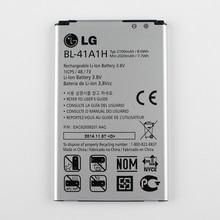 НОВЫЙ Оригинальный LG BL-41A1H Внутренней Батареи для LG Optimus F60 MS395 Transpyre VS810PP D390N Дань LS660