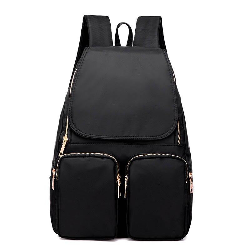 2017 Brand Women Backpack Waterproof School Bags For Teenage Girls Luxury Designer Large Capacity Ladies Casual Travel Backpacks