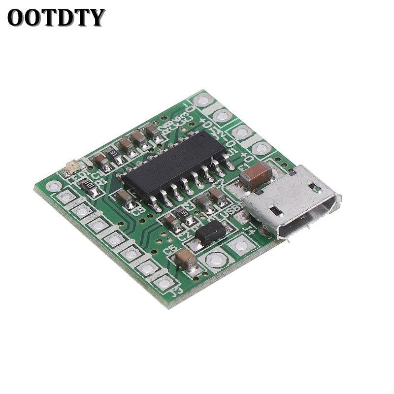 Best Price OOTDTY PAM8403 DC 5V Mini Class D 2x3W USB Power