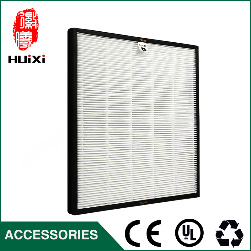 320*290*24mm High Quality HEPA Filter Screen Air Cleaner Parts for AC4002 AC4004 AC4012 Air Purifier hot sale 320 290 24mm ac4124 air purifier hepa filter screen to filter pm2 5 with high efficiency for ac4002 ac4004 ac4012