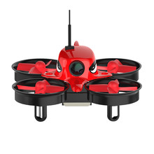Mini Racing Quadrocopter with FPV Camera