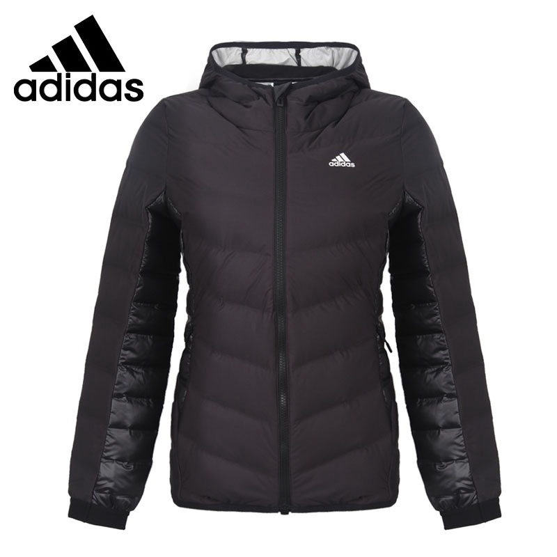 Original New Arrival  Adidas NUVIC JACKET Women's Down Coat Hiking Down Sportswear