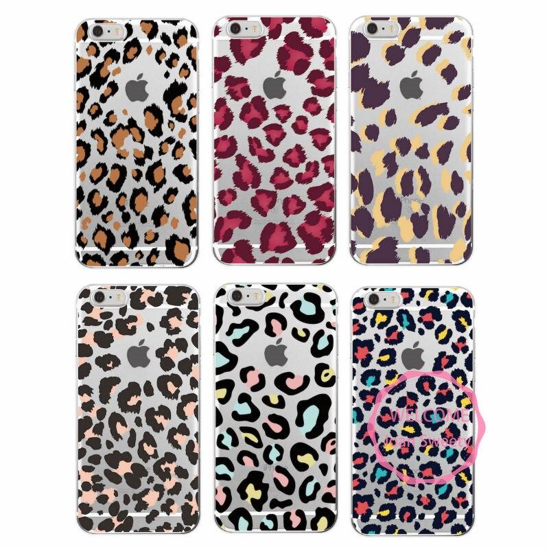 Модные, пикантные Леопардовый пантера силиконовый чехол для телефона чехол принципиально Коке для iPhone 7 7 Plus 6 6 s 8 плюс 8 X <font><b>samsung</b></font> Galaxy