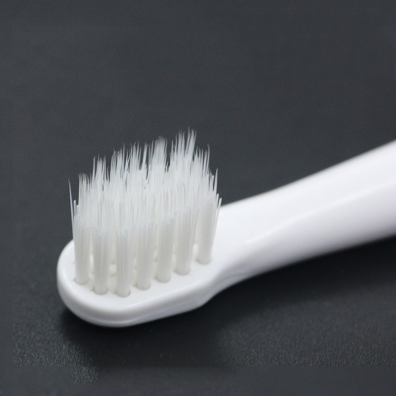 4pcs/lot Replacement Brush Heads for EK8 Soft Bristles Kids Electric Toothbrush Head Teeth Cleaning Smart Snap-on Brush Head