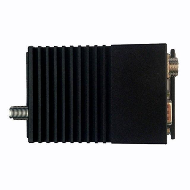 5W 10km lange palette 433mhz rf wireless transceiver rs485 radio wireless rs232 sender und empfänger für fernbedienung robort control