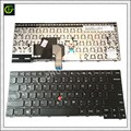 Оригинальная новая английская клавиатура для Lenovo IBM ThinkPad Edge E450 E450c E455 E460 E465 W450 04X6141 04X6181 ноутбука США