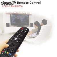 Remote Control Durable TV RC 433 MHz Replacement Smart TVs TV Remote Pointing LG AN MR650