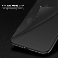 Premium Phone Cases For iPhone X 7 8 Luxury Matte Ultra Thin Hard PC Cover For iPhone 6 6s Plus Case Accessories with Logo