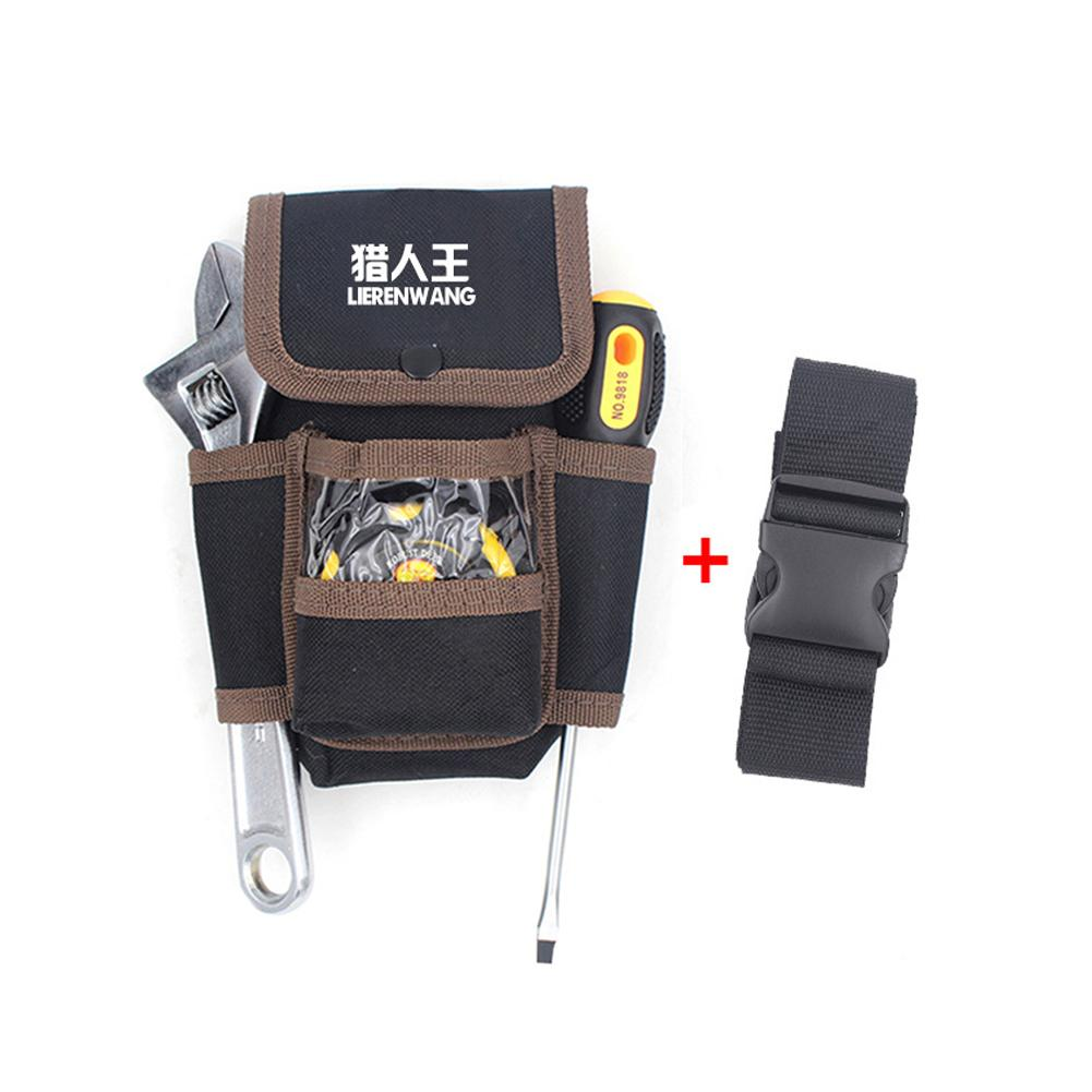 Waist Pocket  Tool Belt Pouch Pocket Holster Storage Holder Electrician Tools Bag Tool Holder Organizer