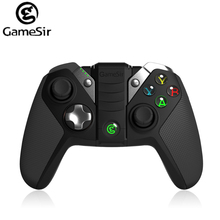Gamesir G4s G4 Para El controlador de ps3 android bluetooth gamepad joystick de arcade pc ps3 controlador bluetooth Incorporado 800 mAh 2.4 GHz