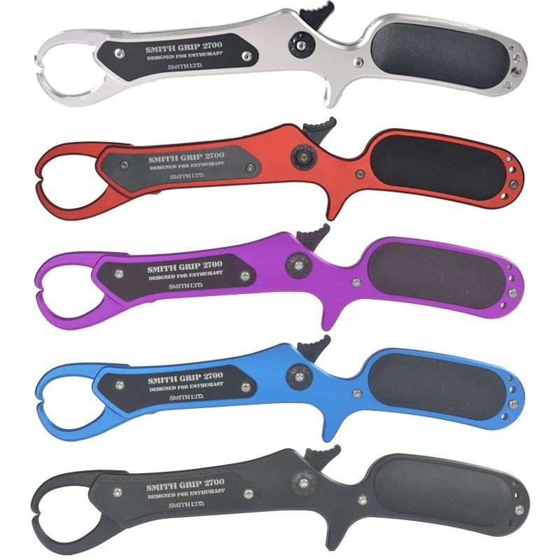 Berkualiti tinggi aluminium memancing bibir genggaman alat memancing genggaman bibir untuk dijual warna tersedia