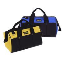 Large capacity Tool Bag Electrician Repair Tool Kit Storage Bag Pro Portable Waterproof Oxford Cloth Shoulder Hand Tools Bag