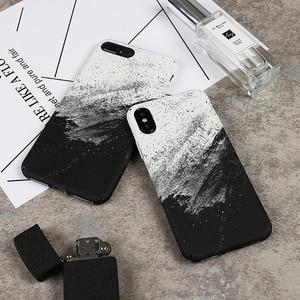 Image 1 - Coque עבור iPhone Xr מופשט גרפיטי טלפון המקרה לאייפון X 11 iPhone 6 6S 8 7 בתוספת xs מקס קשה מקרה כיסוי Fundas גברים נשים