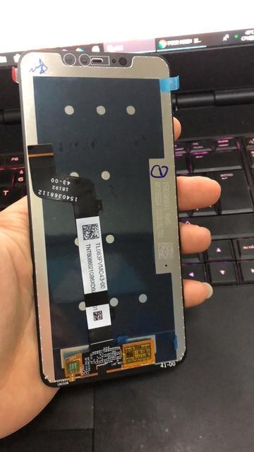 Original para Xiaomi Redmi 6 más pantalla LCD pantalla táctil digitalizador asamblea para Redmi 6 Plus reemplazo reparar partes + 10 Touch