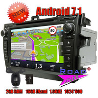 Wanusual 2G 16GB Quad Core Android 7 1 Car PC Multimedia DVD Player For Toyota Corolla