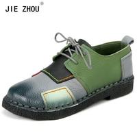 women shoes women flats woman shoes genuine leather shoes slip on ballet flats women flats print moccasins loafers shoes