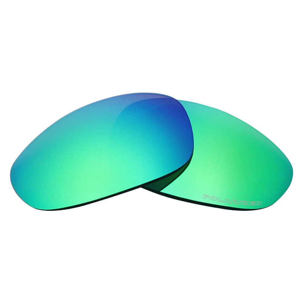 eb06814f76 Άνδρες   s γυαλιά Mryok+ POLARIZED Resist SeaWater Replacement Lenses for Oakley  Juliet X-Metal Sunglasses Emerald Green