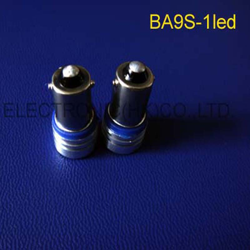 High power 6V 0.5w BA9S led Instrument Lights,ba9s led Pilot Lamp,6.3v lights ba9s LED indicating lamp free shipping 500pcs/lot image