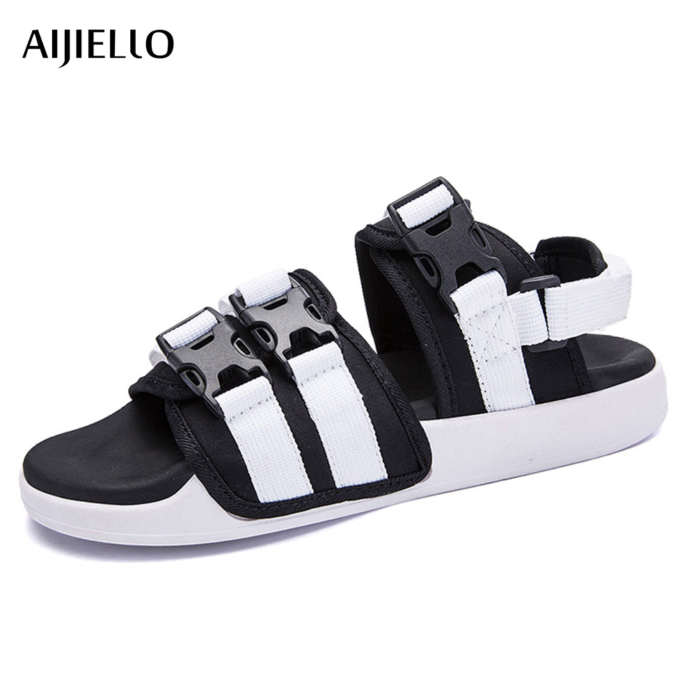 Mens Sport Beach Sandals Cool Leisure Outdoor Men Sport Shoes Non-Slip Rubber Sneakers sapato masculino sandalias hombre
