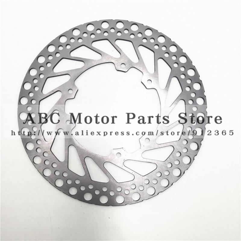 HuaYang T4 Kayo Front Brake Disc Plate dirt pit bike Motocross 250cc off road motorycycle 240mm free shipping