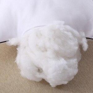 Image 5 - Oreiller élastique de qualité supérieure, 2 pièces, oreiller blanc à lintérieur du cou, soins de santé, oreiller à mémoire pour le lit
