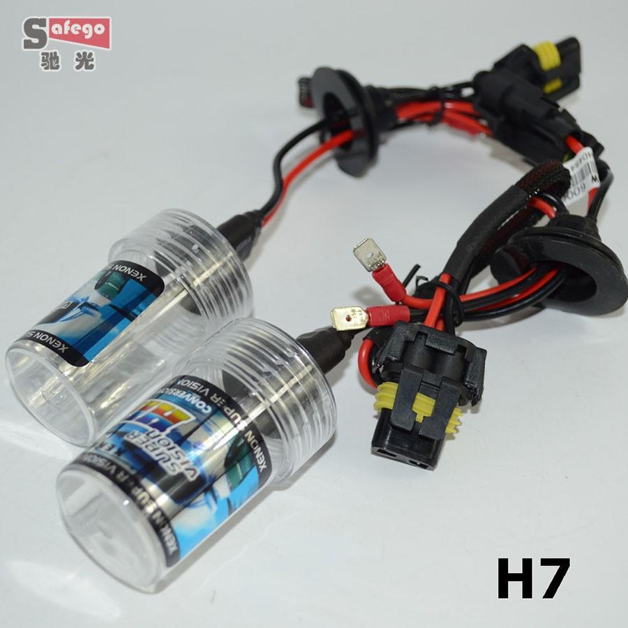 2-HID bulb H7