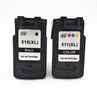 PG 510 CL 511 PG510 Ink Cartridge For Canon PG 510 CL511 Pixma iP2700 MP250 MP270 MP280 MP480 MX320 MX330 MX340 MX350 Printer