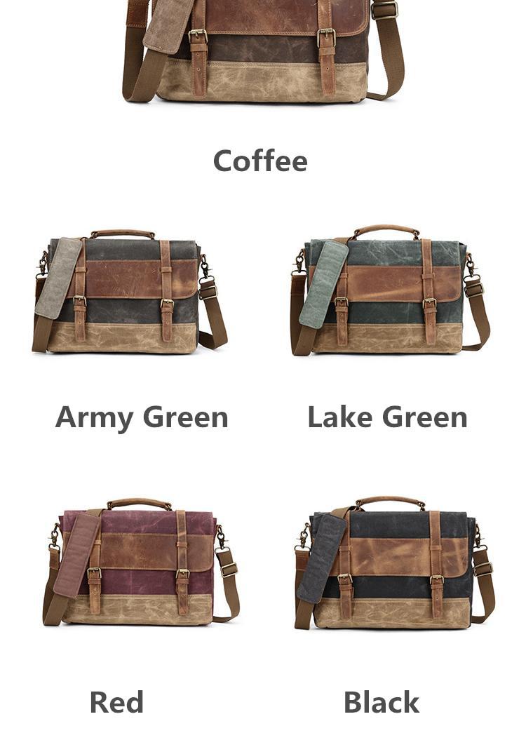 eiken briefcase for men