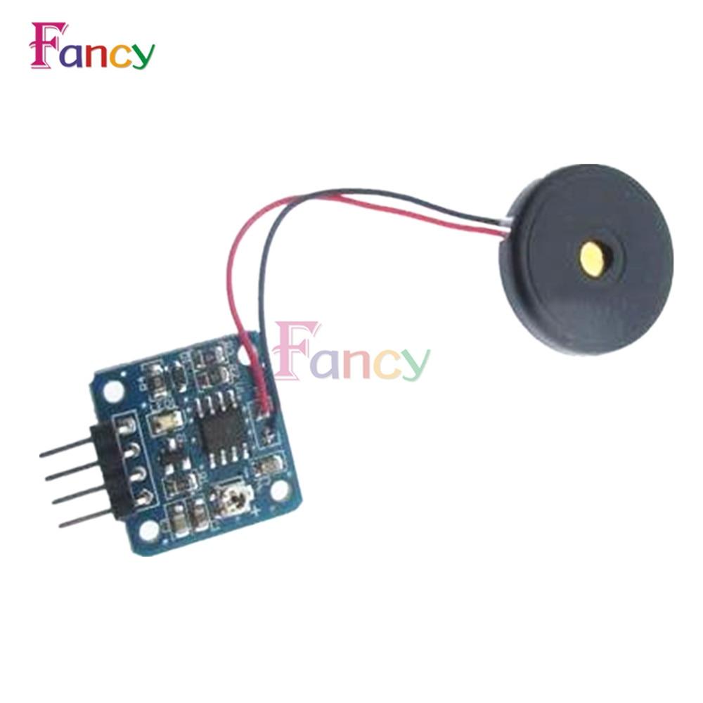 Vibration Sensor Switch Piezoelectric Film Module TTL Level Output For Arduino
