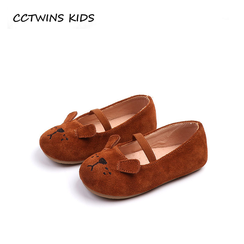 CCTWINS KIDS 2018 Autumn Baby Girl Fashion Mary Jane Children Genuine Leather Flat Toddler Brand Party Princess Shoe GM2182 cctwins kids 2018 spring fashion pink princess butterfly shoe children genuine leather mary jane baby girl party flat gm1942
