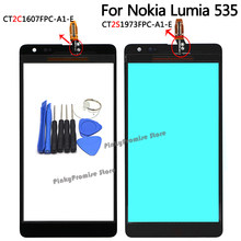 For Nokia Microsoft Lumia 535 RM-1090 N535 2S 2C CT2C1607 CT2S1973 Touch Screen Sensor Digitizer Panel Glass TP Replacement(China)