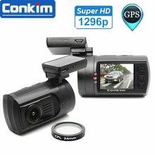 Car DVR Mini 0806 Dash Cam Camera Recorder Ambarella A7LA50 Super 1296P With GPS Parking Sensor With CPL Filter Auto Camera