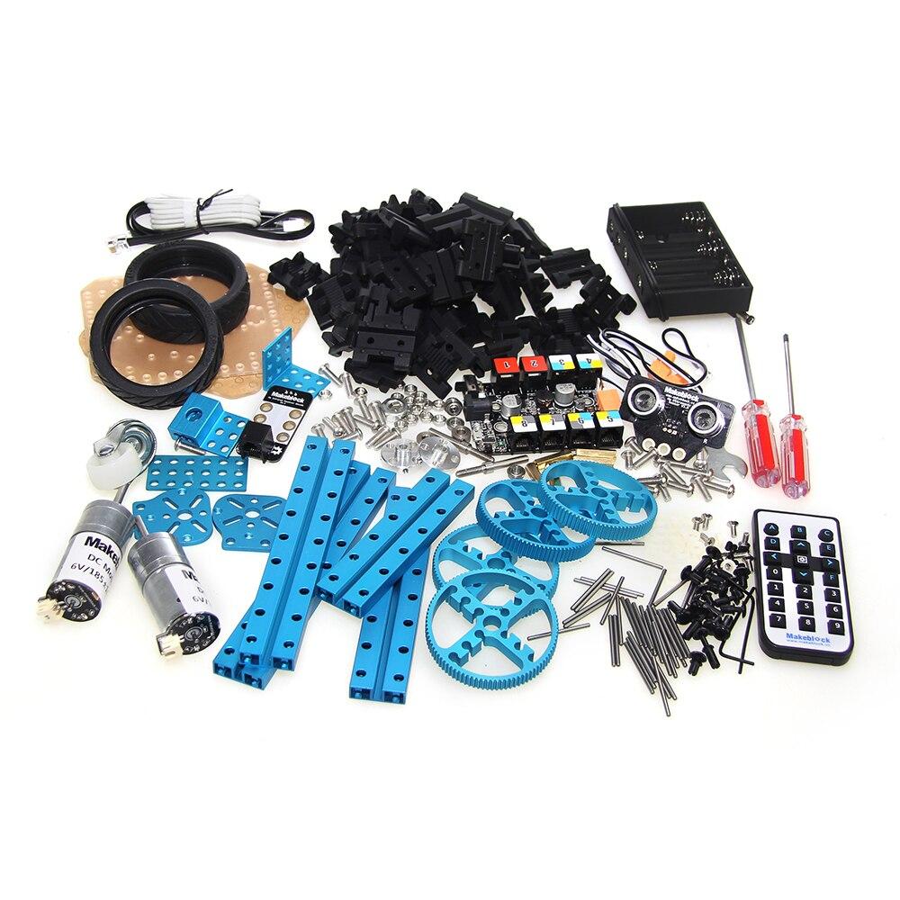 aliexpresscom buy makeblock diy car kit arduino robot starter kit blue ir version best gift for child kid toy from reliable toy steering wheel for car