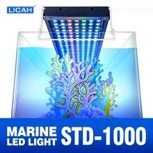 Luz LED de acuario marino LICAH STD 1000
