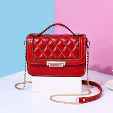 купить Summer New Fashion Pu Shoulder Messenger Bags for Women 2019 High Quality Luxury Handbags Women Female Bags Designer Sac A Main по цене 1253.27 рублей