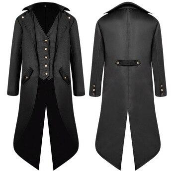 2018 Solid Casual Men Coat Long Sleeve Turn Down Collar Slim Hot Sale New Brand Men Coats Lr282