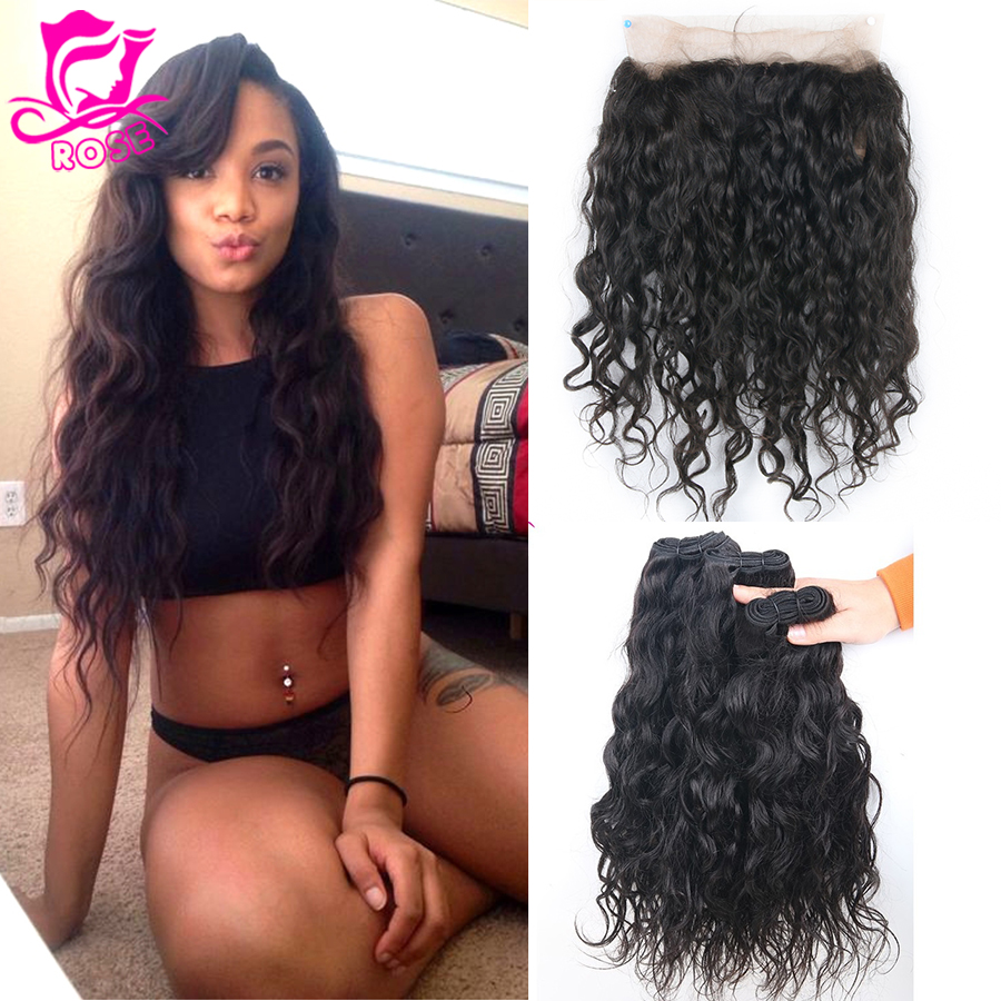 Virgin Peruvian Natural Wave Hair