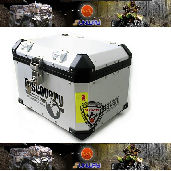 42L New Model Motorcycle Cargo Box Motorcycle Luggage Box ...