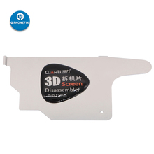 PHONEFIX 3D Disassembler 0.12MM Qianli 3D Ultra Thin Stainless Steel Pry Blade Disassemble Card for