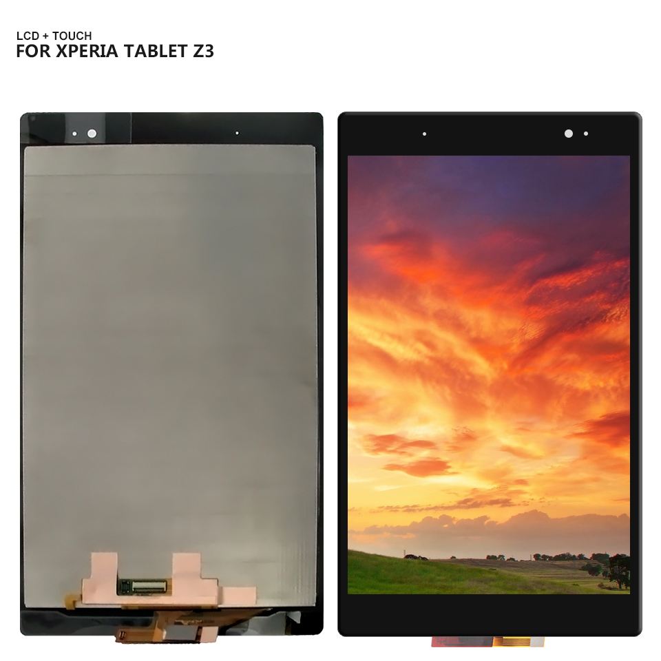 LCD Display Touch Screen Digitizer Assembly For Sony Xperia Tablet Z Z2 Z3 +Tools