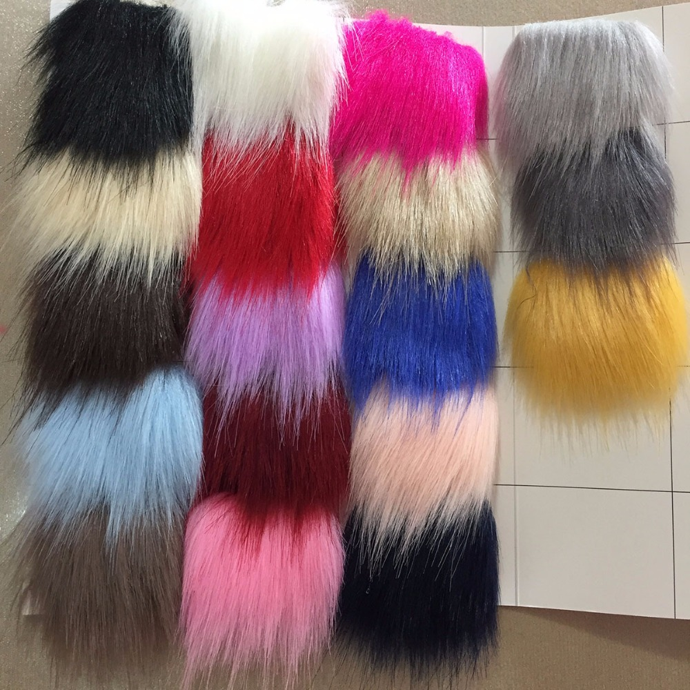 Multi color 6cm long faux fox fur fabric fluffy fur tissu stoffen for DIY accessories clothing upholstery  width180cmMulti color 6cm long faux fox fur fabric fluffy fur tissu stoffen for DIY accessories clothing upholstery  width180cm