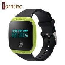 Torntisc E07S Bluetooth Sport Smart uhr IP67 wasserdicht handgelenk smartwatch relogio tragbare geräte reloj inteligente