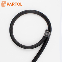 Partol 8M Car Anti Collision Door Edge Scratch Protector Strip Sealing Guard Trim Automobile Door Stickers Decoration Universal