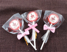 100pcs/lot, 3szie clear plastic bags small cookie packaging bags cupcake wrapper Lollipop packing bag