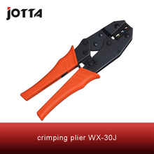 WX-04WF crimping tool plier 2 multi tools hands Ratchet Crimping Plier (European Style)