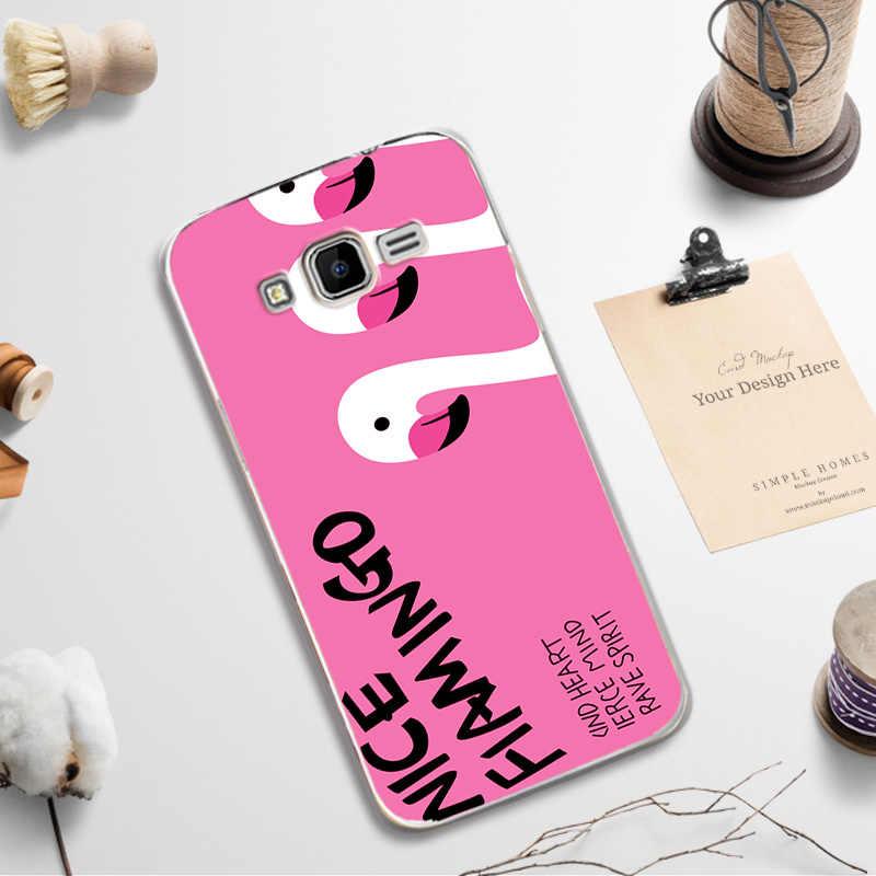 Case Cover Lembut TPU Kelinci Silikon Case untuk Samsung GALAXY CORE Prime G360 G3606 G3608 G3609 G361F G360H G360F G361H cover Funda