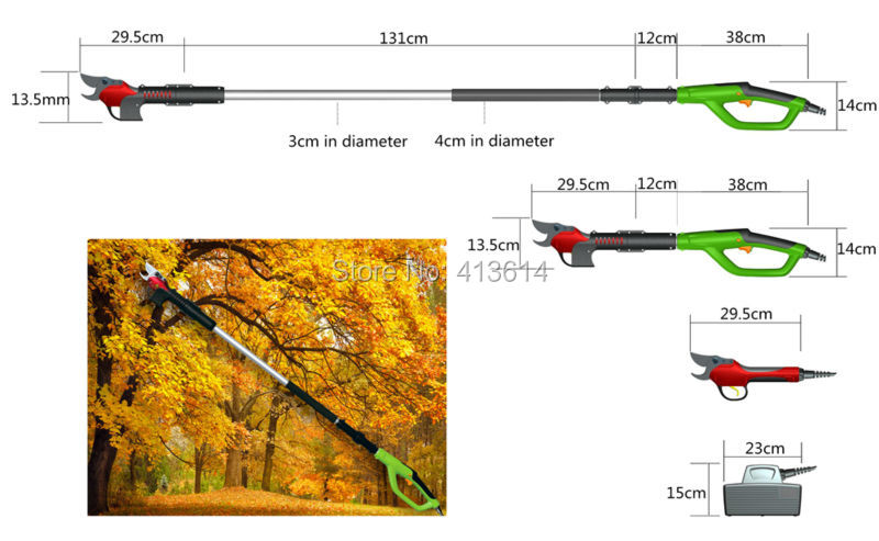 Loppers electric pruning shear CE certificate 6 8 hours grapevine vineyard   orchard garden farm. Online Get Cheap Electric Lopper  Aliexpress com   Alibaba Group