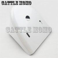 Snow White Motorcycle Front Bottom Fender Spoiler Mudguard Cover Kit For Harley Sportster 1200 XL Iron