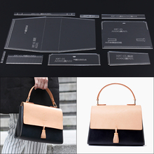 buy acrylic leather pattern and get free shipping on aliexpress com